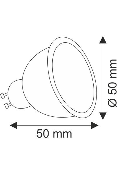 Helios Opto 7W LED Ampül Günışığı