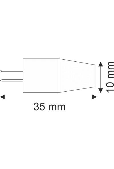 Helios Opto 2W G4 LED Ampül Günışığı