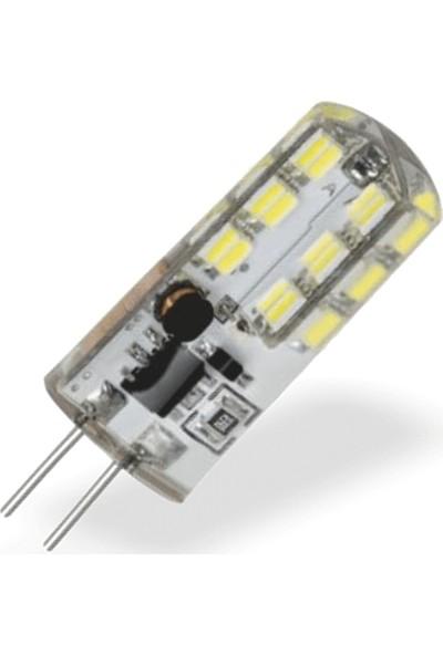 Helios Opto 2W 220V G4 Günışığı LED Ampül