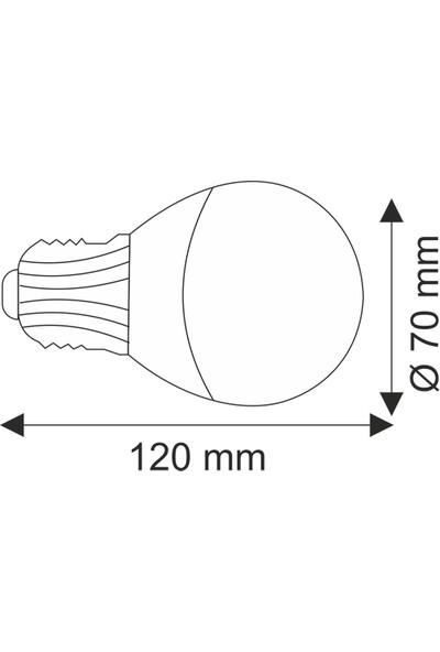 Helios Opto 7W Sensörlü Beyaz LED Ampül