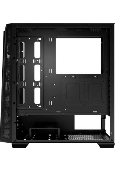 Xigmatek EN43743 Cyclops X-Power 650W Tempered Glass Mesh Panel Oyuncu Kasası