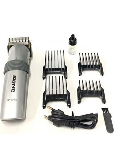 Ipone IP-609X Saç Sakal Şarjlı Tıraş Makinası + 5 Tarak
