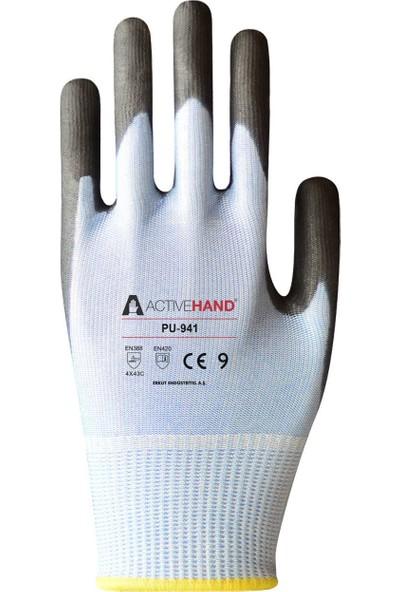 Activehand Pu 941 C 5 Kesilme Dirençli Eldiven