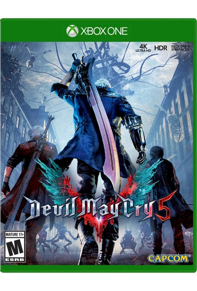 Devil May Cry 5 Xbox One Oyunu