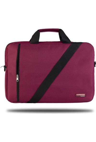 Classone BND205 Eko Serisi Kırmızı Notebook Çantası