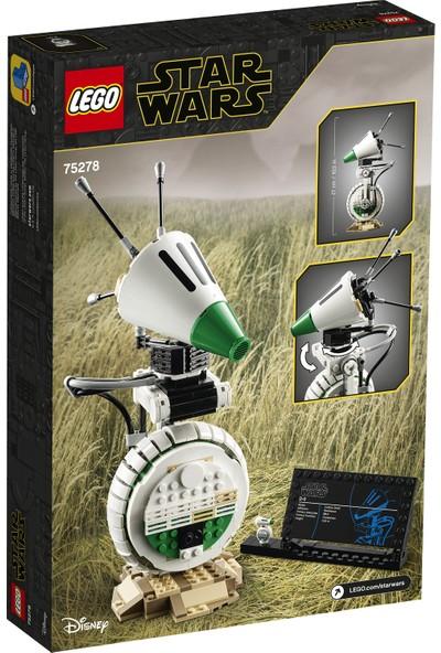 LEGO Star Wars 75278 TM D-O™