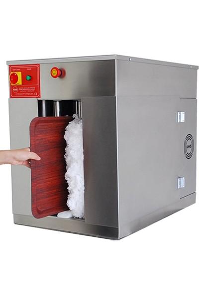 Kms TB-500 Tabak, Tabldot, Tepsi Silme Parlatma Makinası 500 Adet/saat