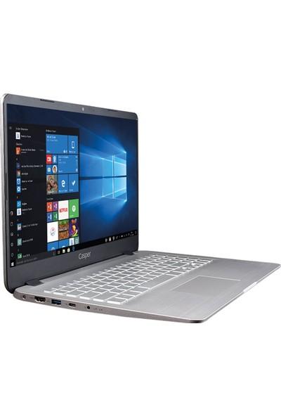 """Casper Nirvana S500.8265-4C50T-G Intel Core i5 8265U 4GB 128GB SSD MX230 Windows 10 Home 15.6"""" Taşınabilir Bilgisayar"""