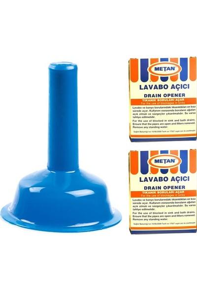 Metan Lavabo Pompası Toz Açıcı Seti 712686