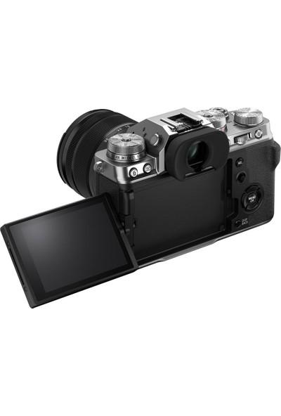 Fujifilm X-T4 Gövde Gümüş