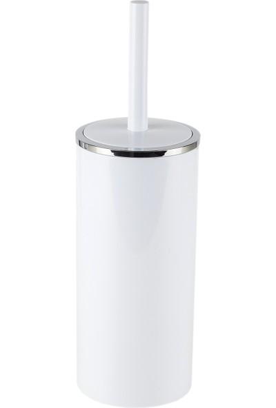 Primanova Lenox Tuvalet Fırçası Beyaz