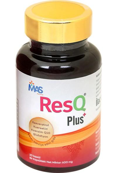 Resq Plus 30 Kapsül