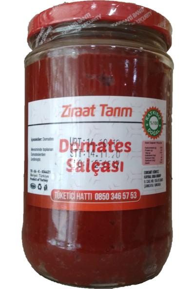 Ziraat Tarım Güneşte Kurutulmuş Domates Salçası 660 gr