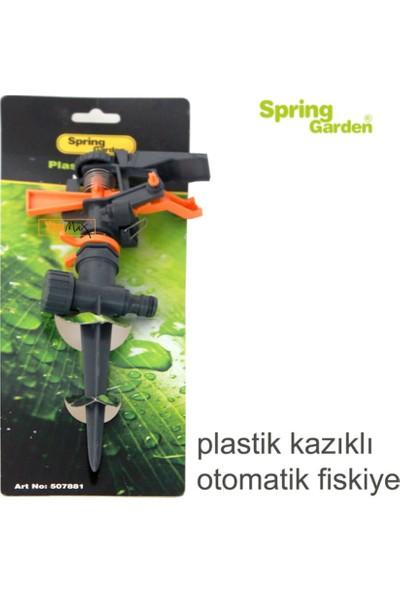 Spring Garden Plastik Kazıklı Fıskiye