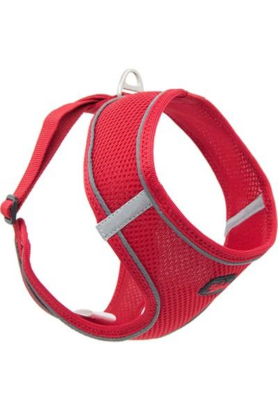 Tailpetz Step-In Göğüs Tasması Kırmızı L