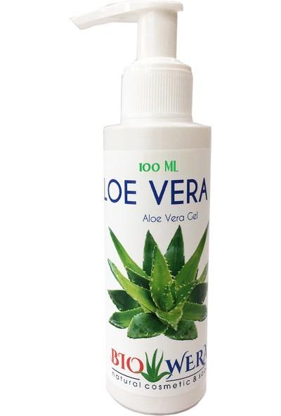 Biowera Naturel Care Aloe Vera Jel %100 Saf Bıowera - Halal