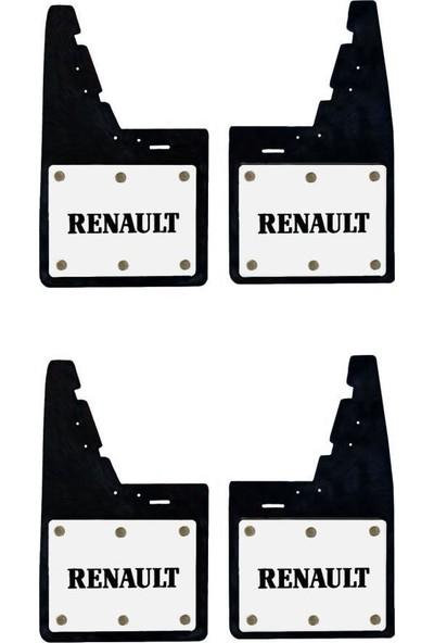 Yeni Dünya Renault 9 Broadway Spring Fairway 4'lü Paçalık Çamurluk TOZLUKREN1RX021