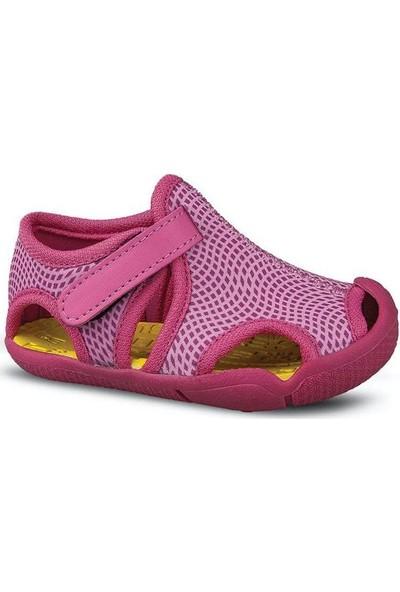 Ceyo 2020-1 Pembe Keten Çocuk Ayakkabı