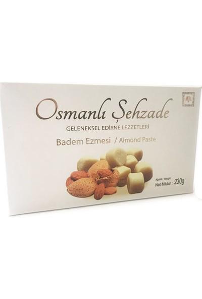 Osmanlı Şehzade Badem Ezmesi Edirne 230 gr