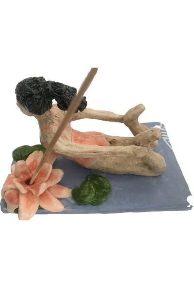 Alla Ceramics Sandal & Lotus