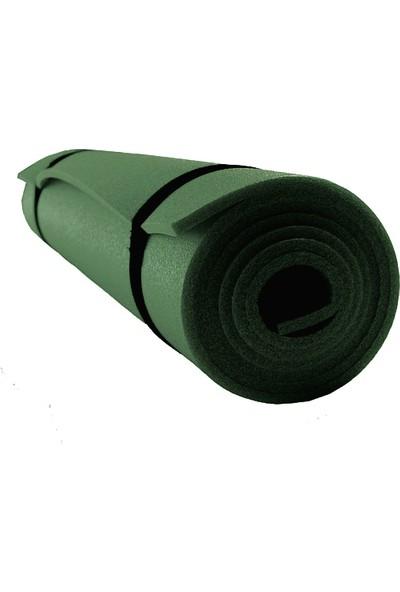 Attacksport 6 mm Pilates - Yoga Matı Yeşil
