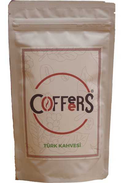 Coffers Coffee Türk Kahvesi 100 gr
