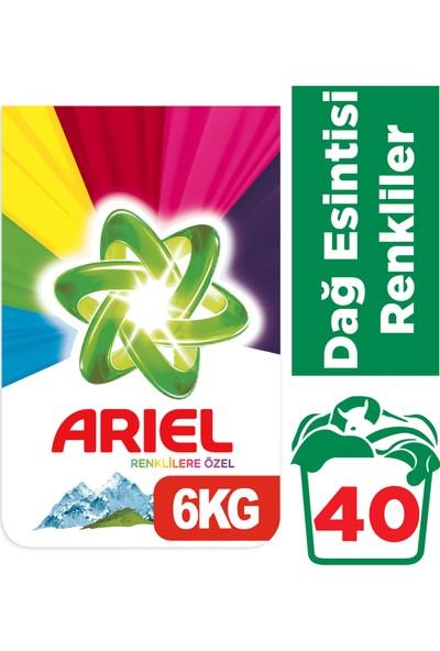 Ariel 6 Kg Toz Çamaşır Deterjanı + Fairy Platinum Plus 40 Yıkama Bulaşık Deterjanı + Fairy 2000 ml Elde Yıkama Deterjanı + Ace 810 gr Temizlik Seti