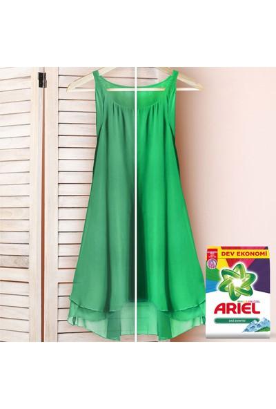 Ariel 2 kg Toz Çamaşır Deterjanı Dağ Esintisi Renkiler İçin