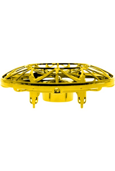 Corby CX011 Sensörlü Mini Ufo Drone - Sarı