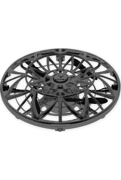 Corby CX011 Sensörlü Mini Ufo Drone - Siyah