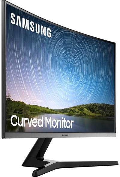 """Samsung LC32R500FHMXUF 32"""" 75Hz (HDMI+D-Sub) FreeSync Full HD Çerçevesiz Kavisli VA Oyuncu Monitör"""