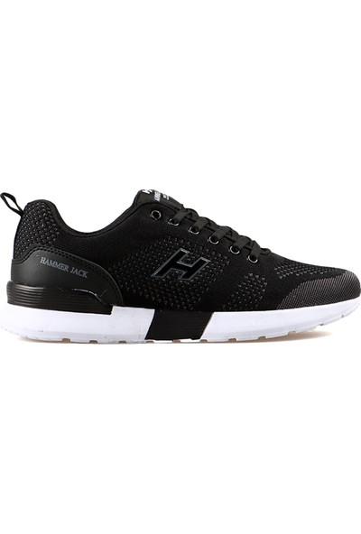 Hammer Jack Siyah Kadın Ayakkabı 561 1015-Z