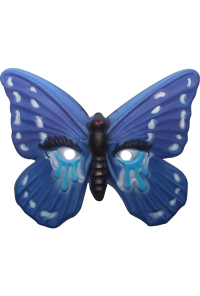 Soico Maske Mavi Kelebek