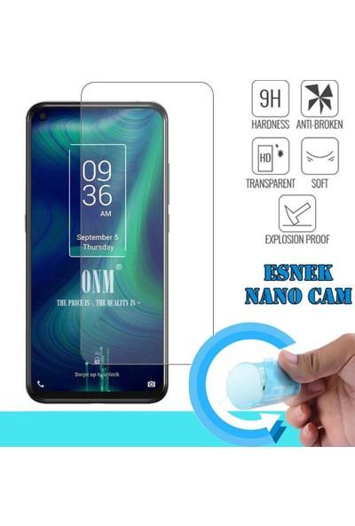 Kılıfist TCL Plex T780H Esnek Nano Temperli Cam Ekran Koruyucu Plastik ve Cam Karışımı