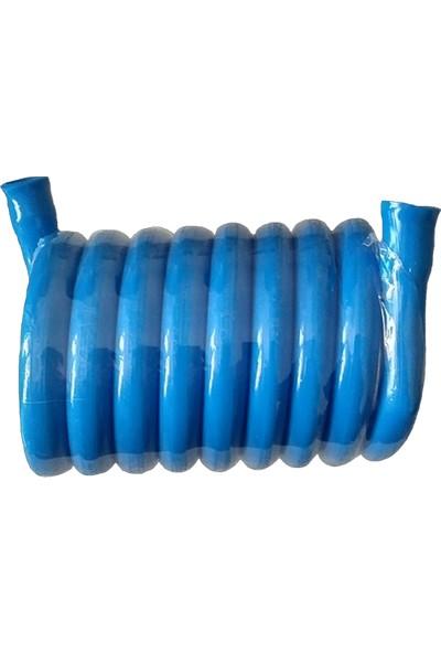 Plasyay Spiral Yıkama Hortum Seti 2 m