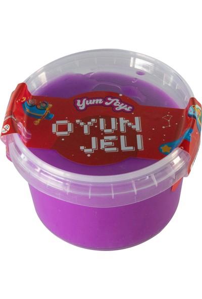 Yum Toys Slime Işıklı Oyun Jeli 170 gr - 1 Adet Mor