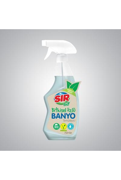 Sir Bio Banyo Temizleyici Bitkisel Özlü 750 Ml.