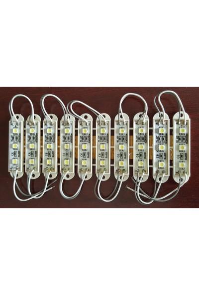 Baled LED Modül 5050 Epoksi 10'lu