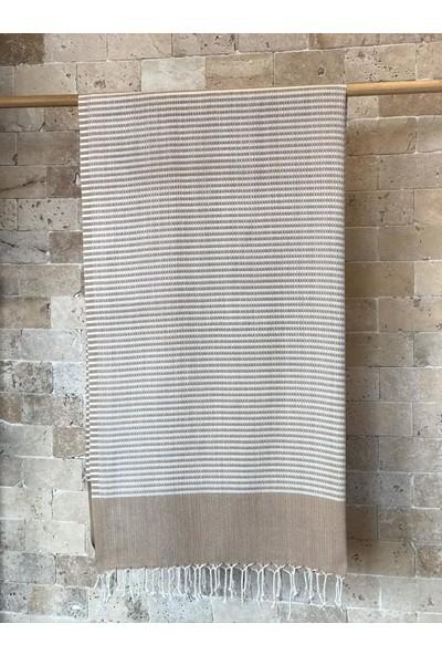 Buldan Evi Hermes Bambu Peştamal Bej