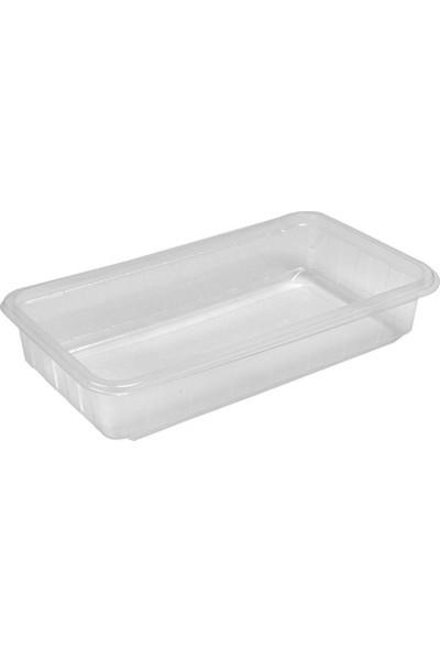 Niceplast Plastik Kase 1000 gr 100 Adet