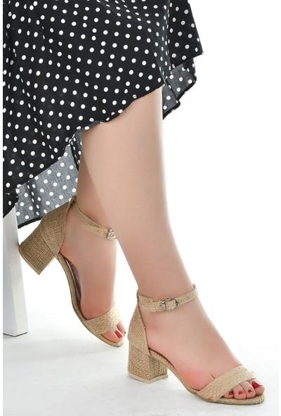 Ayakland Topuklu Sandalet 905
