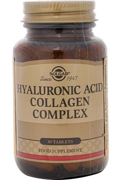Solgar Hyaluronic Acid 120 mg 30 Tablet