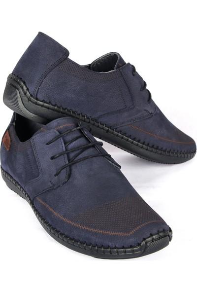 Bay Pablo F36 Lacivert Erkek Ayakkabı