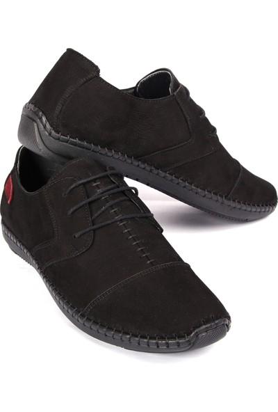 Bay Pablo F38 Siyah Erkek Ayakkabı