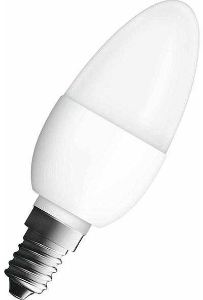 Osram LED Star Mum Ampul E-14 Gün Işığı 6 W