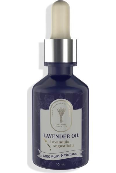 Gallipoli Lavender Saf Lavanta Yağı 10 ml