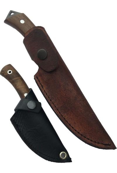 Akın Bıçak 2'li Kamp Bıçağı Seti BB13