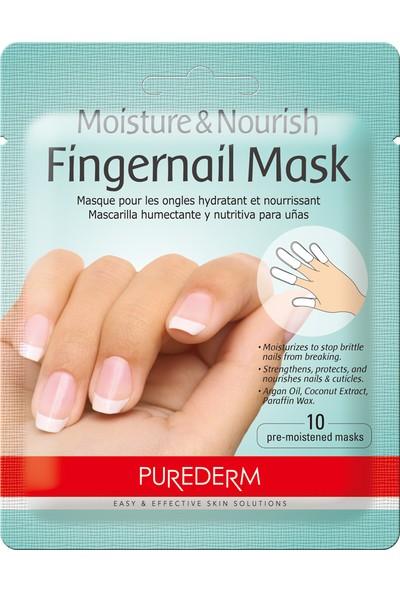 Purederm Besleyici ve Onarıcı Tırnak Maskesi 5'li