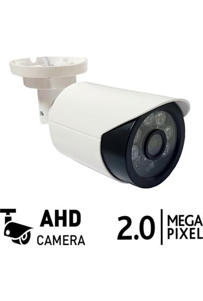 Ahd 2.0 Megapixel 4 Kameralı Komple Full Set 1080P Full Hd