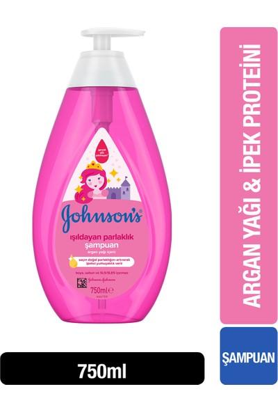 Johnson's Baby Işıldayan Parlaklık Şampuan 750 ml